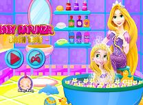 Micuta Rapunzel Face Baie