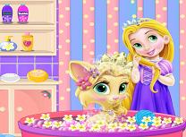 Micuta Rapunzel si Pisicuta