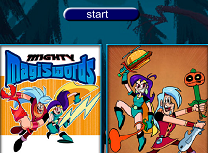 Mighty Magiswords de Memorie