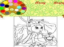 Mila de Colorat