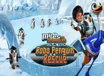 Miles Salveaza Pinguinii