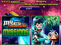 Miles in Spatiu Memorie