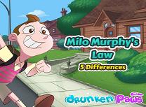 Milo Murphy Diferente