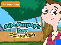 Milo Murphy de Memorie