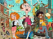 Milo si Prietenii Puzzle