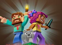 Minecraft Potriveste Blocurile