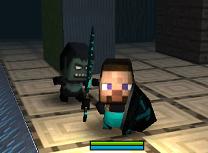 Minecraft cu Zombi