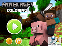 Minecraft de Colorat