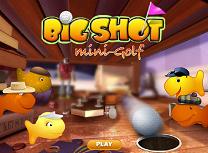 Mini Golf cu Pestisorii Aurii