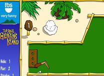 Mini Golf pe Insula