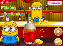 Minion Barman
