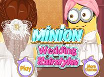 Minion Coafuri de Nunta