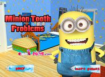 Minion Probleme la Dinti