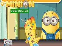 Minion Ranit la Picior