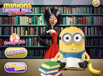 Minion in Sala de Lectura