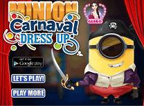 Minion la Carnaval