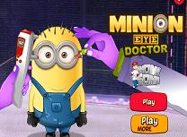 Minion la Doctorul de Ochi