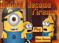 Minionii Pompieri