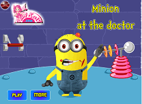 Minionul la Doctor