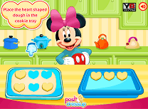 Minnie Mouse Gateste Prajituri