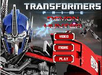 Misiunea lui Optimus Prime