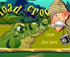 Mlastina cu Crocodili