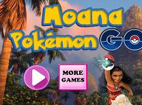 Moana Joaca Pokemon Go