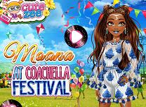 Moana la Festivalul de Muzica