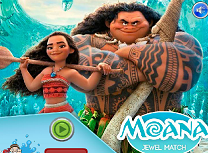 Moana si Diamantele