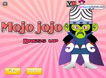Mojo Jojo Dress-up