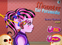 Monster High - Probleme la Urechi