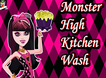 Monster High Curata Bucataria