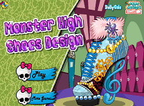 Monster High Designer de Pantofi