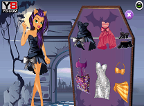 Monster High de Halloween
