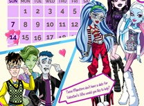 Monster High de Ziua Indragostitilor