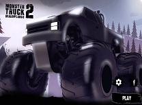 Monster Truck In Taramul Umbrelor 2
