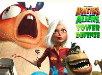 Jocuri cu Monstri Contra Extraterestri