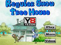 Mordecai si Rigbi Casa din Copac