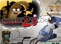 Mordecai si Rigbi Killer Z