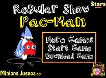 Mordecai si Rigbi Pac Man