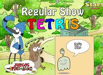 Mordecai si Rigbi Tetris