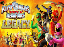 Mostenirea Power Rangers
