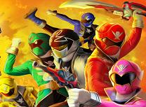 Jocuri cu Power Rangers