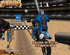 Motociclete de Cascadorii 3D