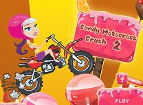 Motociclete in Lumea Dulciurilor