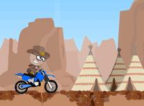 Motociclistul Cowboy