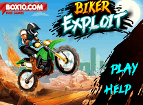 Motociclistul Extrem