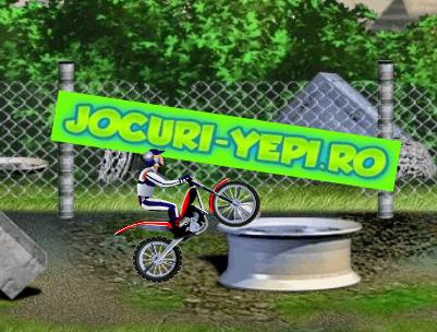 Motociclistul Maniac