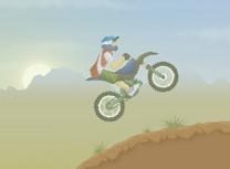Motocross pe Munti