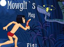 Mowgli si Serpii